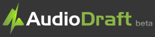 AudioDraft-logo