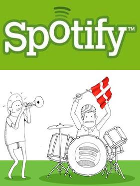 Spotify-Denmark
