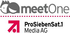 MeetOne_Prosiebesat1_logos