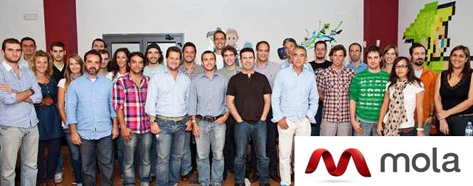 Mola-startup-team