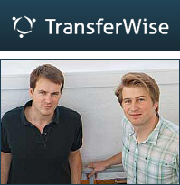 TransferWise now transferring about €1.2 million a day