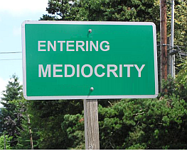 Startup-Mediocrity