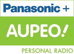 Panasonic-Aupeo-logos