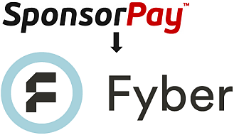 Fast growing ad tech company SponsorPay rebrands as Fyber