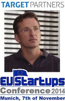 Olaf Jacobi, Partner at Target Partners, will be speaking at this year's EU-Startups Conference