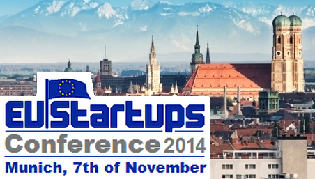 4 days left before our 1st EU-Startups Conference in Munich