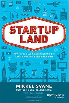 Book review: Startupland – the story behind Zendesk