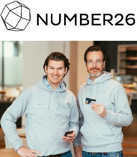 Fintech startup Number26 launches in 6 new European markets
