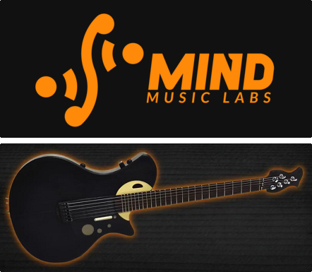 Stockholm-based MIND Music Labs presents the world's first smart guitar at Web Summit 2015