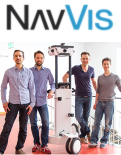 Munich-based indoor mapping startup NavVis secures €7.5 million from Target Partners, Don Dodge and previous investors