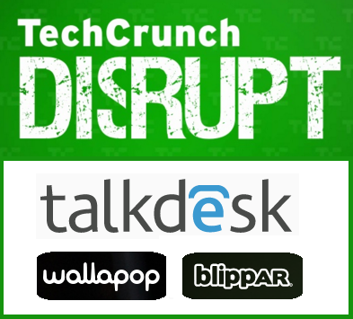 'Realtime interactions' from TechCrunch Disrupt London
