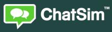 ChatSim-logo