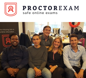 Dutch edtech startup ProctorExam raises € 500K in funding and launches in the UK