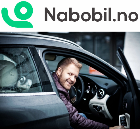 Norwegian P2P car rental marketplace Nabobil secures $600K to expand internationally