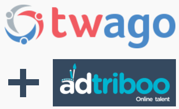twago, Europe's leading freelance marketplace, acquires Spanish competitor Adtriboo