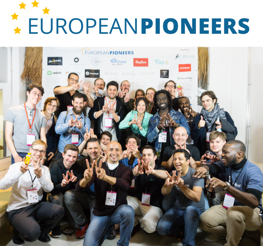 Demo Day: The EuropeanPioneers accelerator celebrated its second startup batch