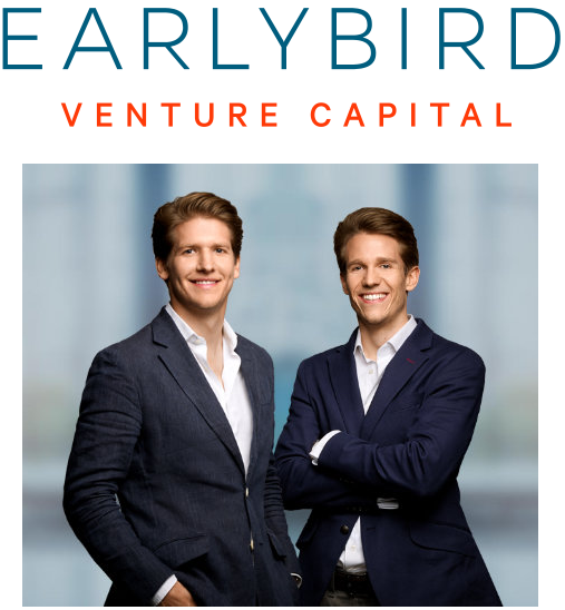 Heileman Ventures and Earlybird VC join forces to launch new €150 million fund called Earlybird Digital West