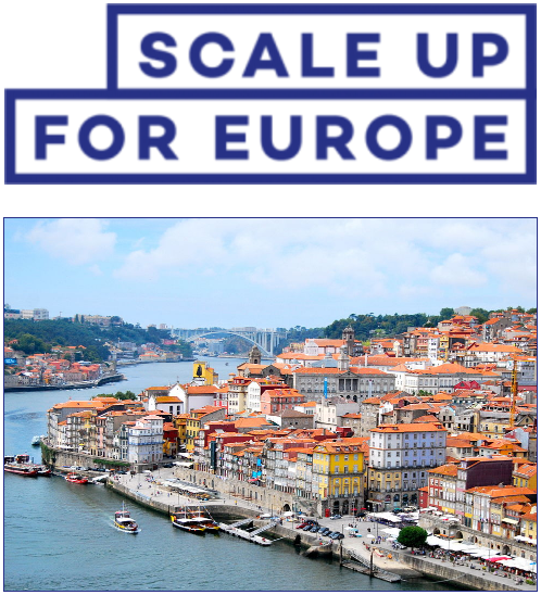 Scale up for Europe – join the EBAN Congress on May 25-27 in the beautiful city of Porto