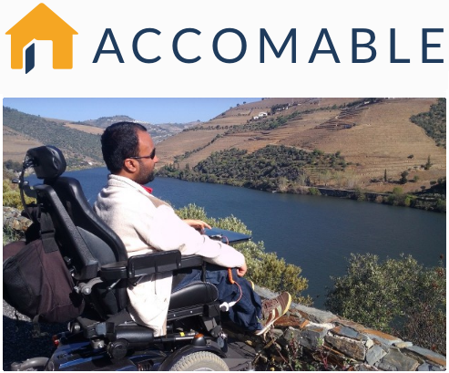 Accomable, the Airbnb for disabled people, raises £300K in seed funding