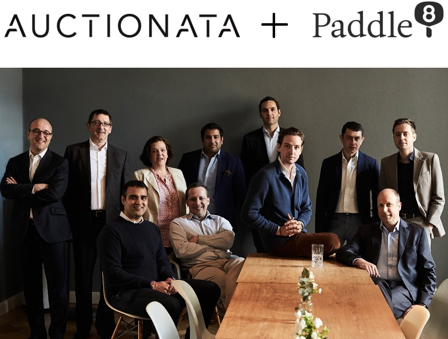 Auctionata-Paddle8-merger
