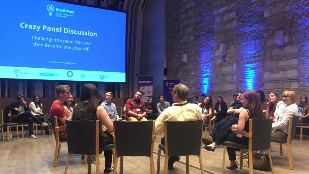 Crazy-Panel-Discussion