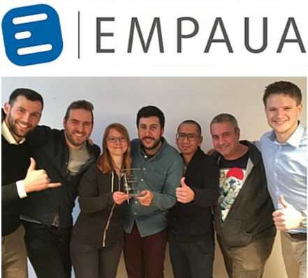 Empaua, a Berlin-based consultancy for startups, secures growth funding from Salesforce Ventures