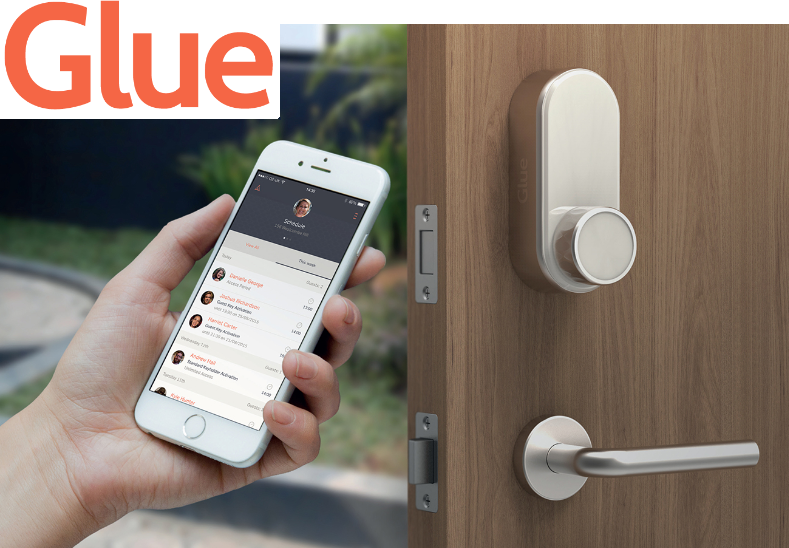 Stockholm-based smart home startup Glue raises $3 million in seed funding