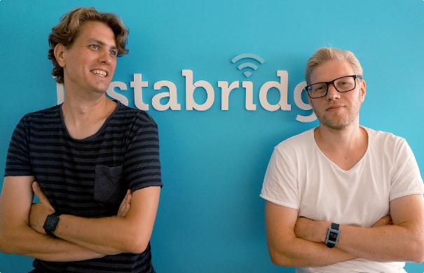 Instabridge-founders
