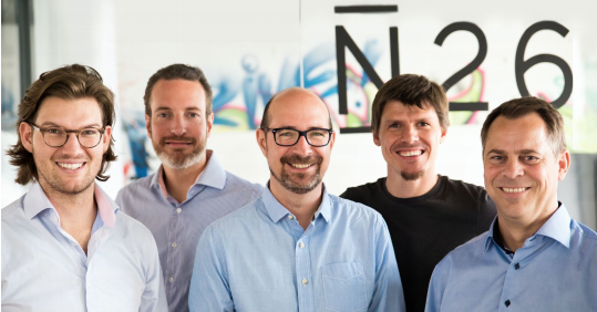 Berlin-based fintech startup Number26 receives banking license and rebrands as N26