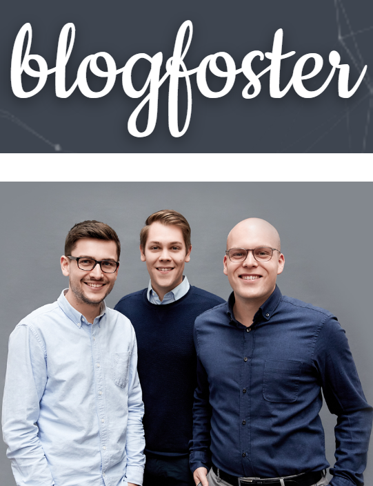Blog and influencer marketing startup blogfoster secures seven-digit investment