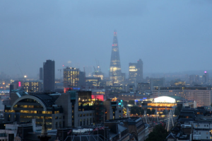 Rainy-London