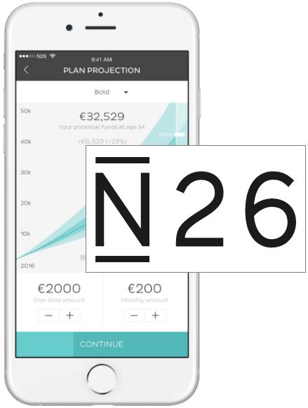 N26-app