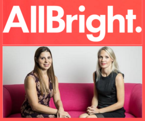 Allbright-founder-team-logo