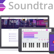 Online music and audio recording studio Soundtrap introduces education version and secures € 5.4 million funding