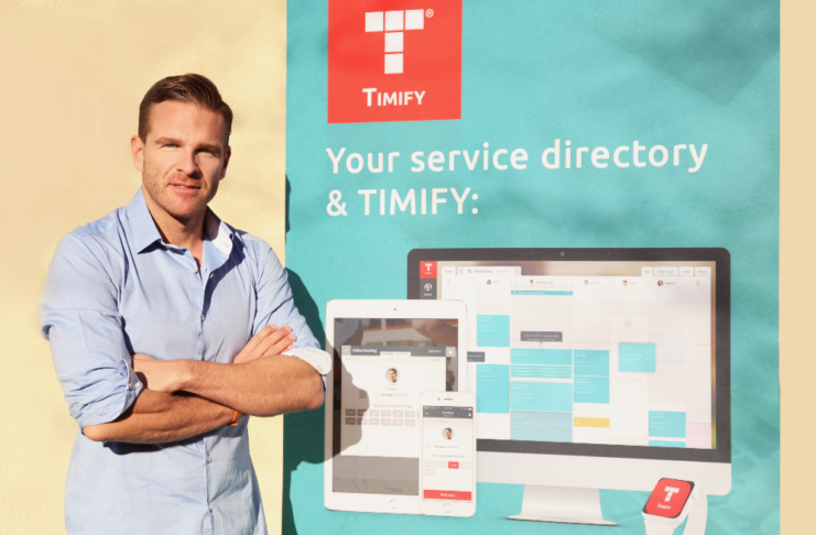 Timify-founder