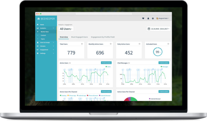 Beekeeper_Dashboard_Desktop_Engagement_Analytics_Screenshot