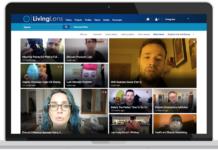 LivingLens-startup