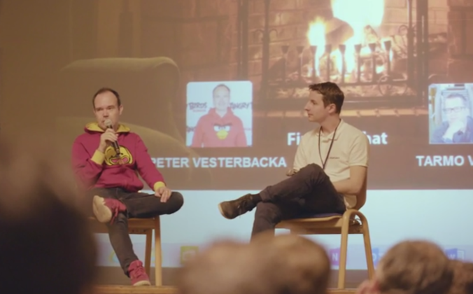 60+ pictures from this year's EU-Startups Conference