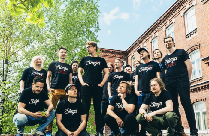 Singa-startup-team