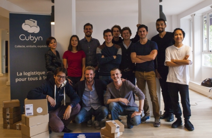 Cubyn-startup-team