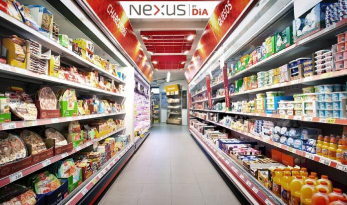 Nexus-DIA-accelerator