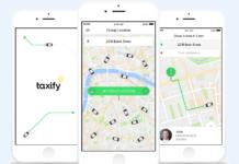 Taxify-app