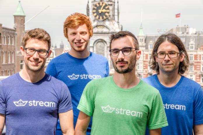 Stream-startup-team