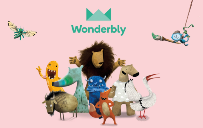 Wonderbly-startup