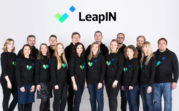 LeapIN-startup-team