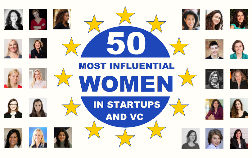 eu-startups.com - Thomas Ohr - TOP 50: Europe's most influential women in the startup and venture capital space