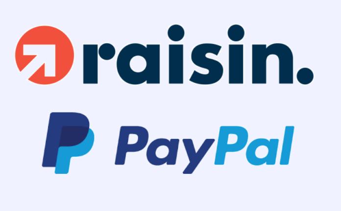 raisin-Paypal-funding