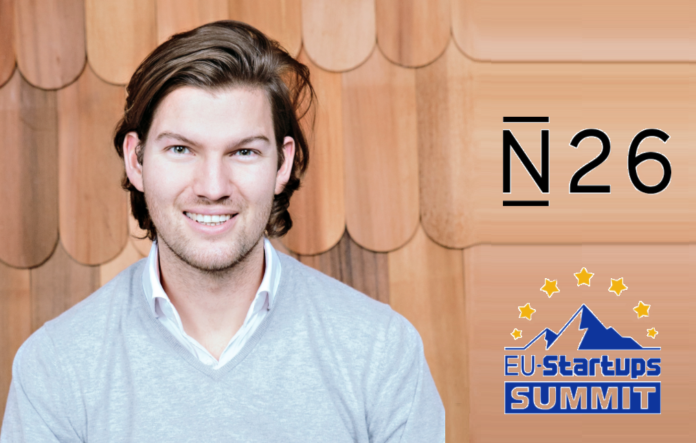 Valentin-Stalf-EU-Startups-Summit