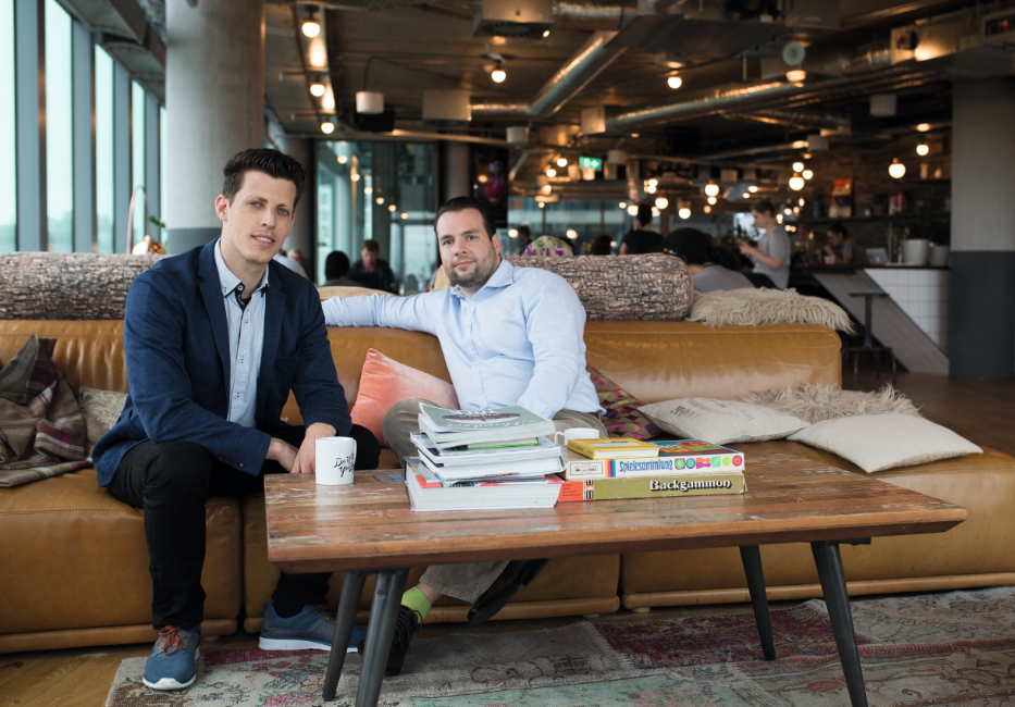 The Berlin-based data training startup StackFuel tops up it's seed-funding to around €500K