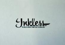 Inkless-printing